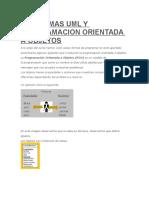 Diagramas Uml y Programacion Orientada A