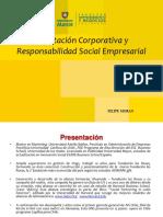 Presentación Resputacion Corporativa y RSE- MDCM 2014