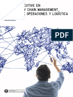 Máster Executive en Lean Supply Chain Management Direccion de Operaciones y Logistica