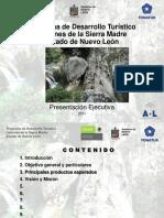 Cañones de la Sierra Madre/Sectur