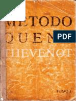 Raymond Thevenot - Método de Quena. Tomo I.pdf