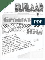 Muziekuitgeverij XYZ - (Volume Speelklaar 8) (10 Titres)