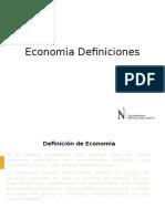 Economia Definiciones WA UPN