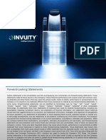 Invuity Investor Presentation - Nov 2016