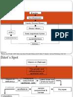 Patomekanisme Edema dan bitot's spot
