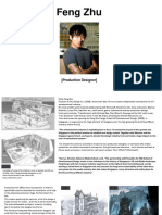 Feng Zhu- Production Designer Profile