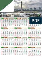 Kalender ABI III - Tahun 2017