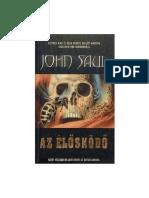 Az-eloskodo - john saul.pdf