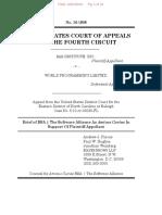 SAS v. WPL BSA Amicus brief