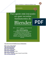 Fundamentos Do Blender