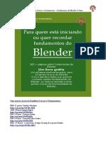 Fundamentos Do Blender