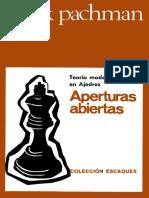 -11-Aperturas Abiertas - Ludek Pachman