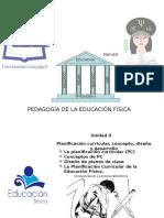 Pedagogía de La Educación Física