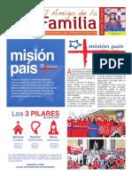 EL AMIGO DE LA FAMILIA, domingo 8 enero 2017.