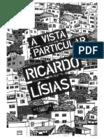 A vista particular - Ricardo Lísias.pdf