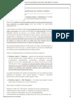 Norma Brasileira de Classificação de Resíduos Sólidos – NBR 10