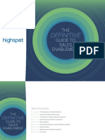 Definitive Guide to Sales Enablement v02r01