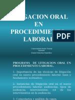 CLASES LITIGACION ORAL PROCEDIMIENTO  LABORAL.pptx