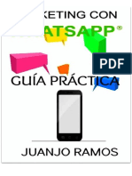 Marketing Con Whatsapp - Juanjo Ramos-FREELIBROS.org