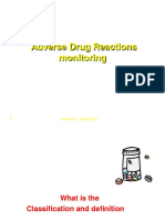 Lecture (6) - ADRs Monitoring