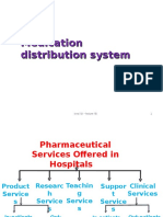 Lecture (6) - Medication Distribution System