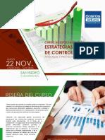 Brochure Estrategias Control Costos