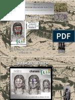 Cronicas del Litoral.Pinturas Faciales