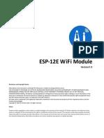 data sheet esp-12e.pdf