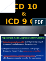Icd 10- 1cd 9 Cm-medan
