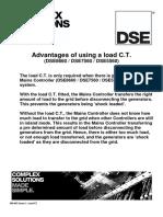 056-007 Advantages of Load CT