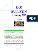 Bulletin 170101 (PDF Edition)
