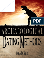 Archaeological Dating Methods