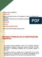 Métodos y Diseños 2011