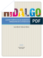 Ensayo Hidalgo