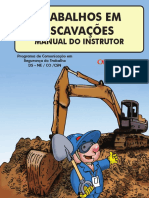 Manual Do Instrutor ESCAVA BX