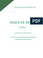 Practica Rosca Reyes