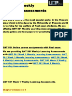 QNT 561 Weekly Learning Assessments.docx