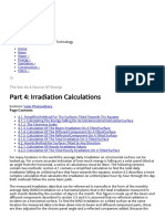 Part 4_ Irradiation Calculations