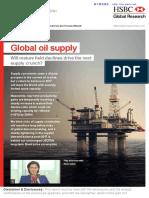 HSBC Peak Oil Report 2017