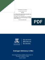 ACE201 Androgen Deficiency Men