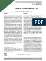 HepC Treatment 2016