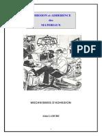 MATERIAUX EN FEUILLE_Adhesion_et_Adherence.pdf