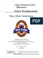 2015 Guidelines Beer