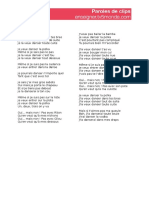 Pdc Luce Lapolka Paroles
