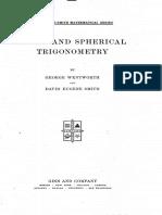 Plane & Spherical Trigonometry 2nd Edition.pdf