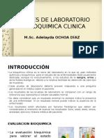 Valores de Bioquimica Clinica