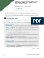2017 2018 Organizational Profile Business Nonprofit