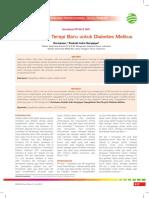 CPD 234–Dapagliflozin-Terapi Baru Untuk Diabetes Melitus