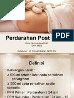 slide Perdarahan Post Partum