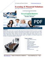 Ace of Capital Markets